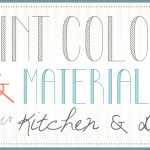 Project {Parents House}: Paint Colors & Materials
