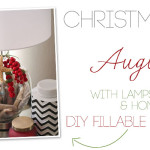 Christmas in August with Lamps Plus & Hometalk
