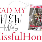 Blissful Home – My New E-Mag!