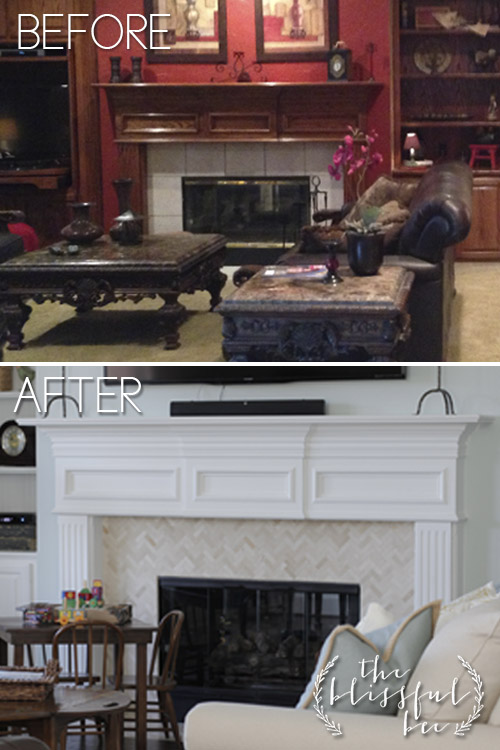 ParentsFireplace_before_after