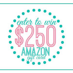 Money Saving Tips & a $250 Giveaway!!