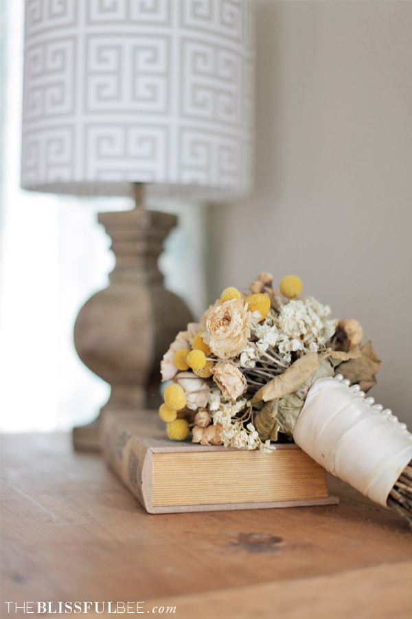 DIY Lamp Shade Kit - THE BLISSFUL BEE
