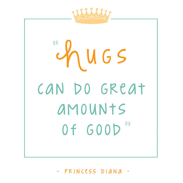 picture about Printable Quotes Pdf titled Princess Diana Printable Quotations THE BLISSFUL BEE